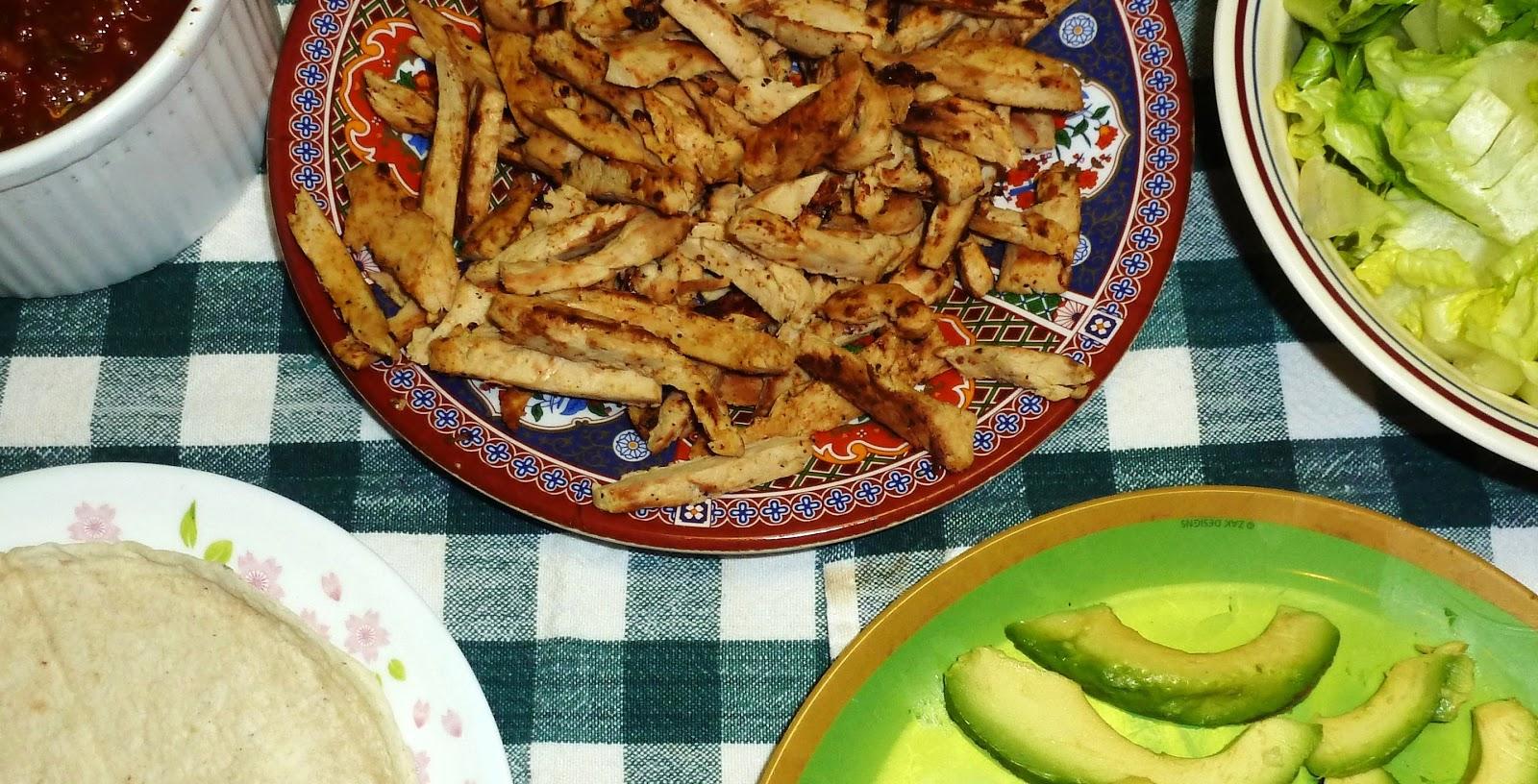 My Adventures Testing 1000 Vegan Recipes: Seitan Tacos