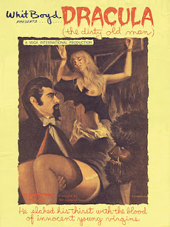 Dracula The Dirty Old Man 1969