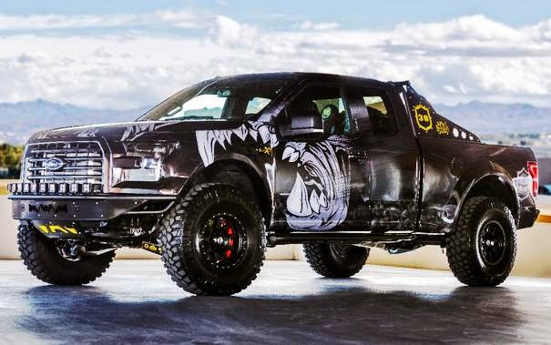 2015 Ford F 150 Concept Truck By Brian Deegan