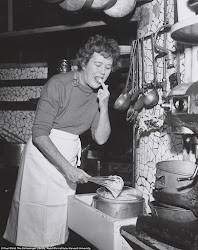 JULIA CHILD HELPED POPULARIZE THIS DISH IN THE 60's.