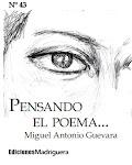 """Descarga la hoja poética """"Pensando el Poema"""""""