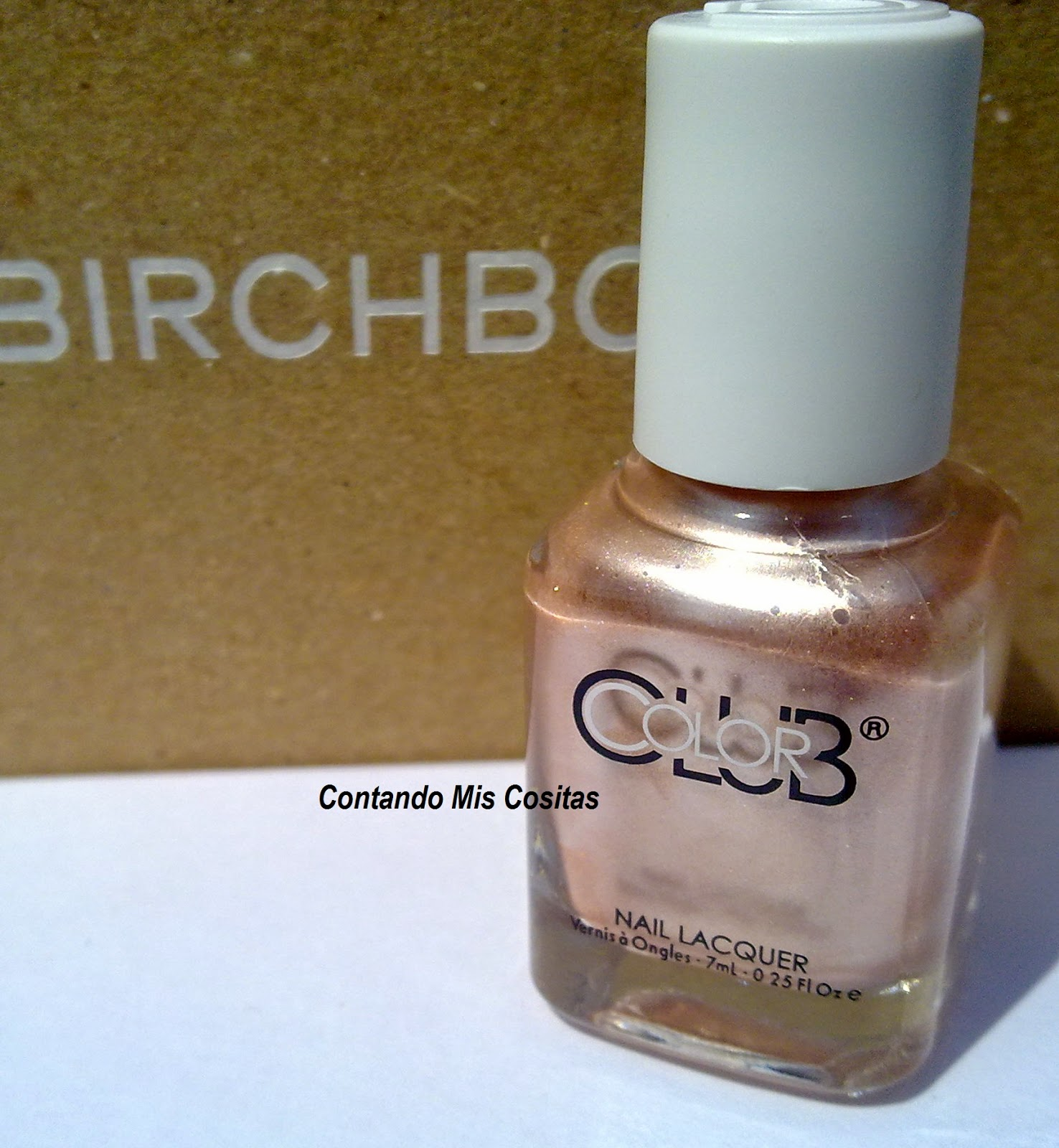 color club nail lacquer birchbox abril 2014