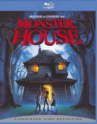 Monster House (2006) Dual Audio [Hindi – Eng] 720p BluRay HEVC x265 ESub