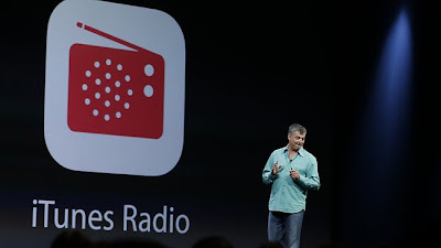 Apple introduced iTunes Radio usa