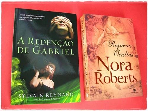 A Redenção de Gabriel - Sylvain Reynard e Riquezas Ocultas - Nora Roberts