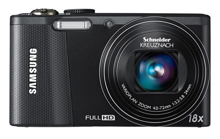 Samsung WB750 Camera