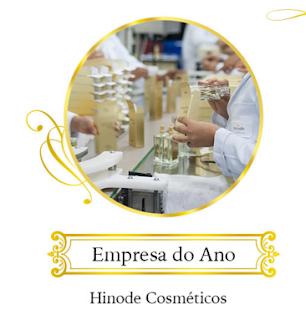 Hinode - Empresa do Ano 2015