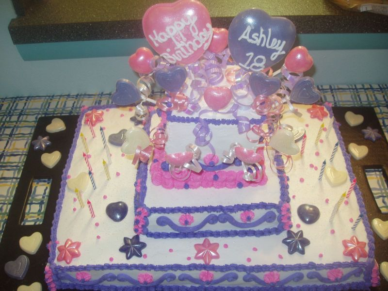 18th Birthday Cake Designs 18th Birthday Cake Ideas ...