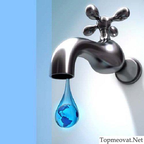 Mẹo hay sử dụng nước tiết kiệm hiệu quả nhất