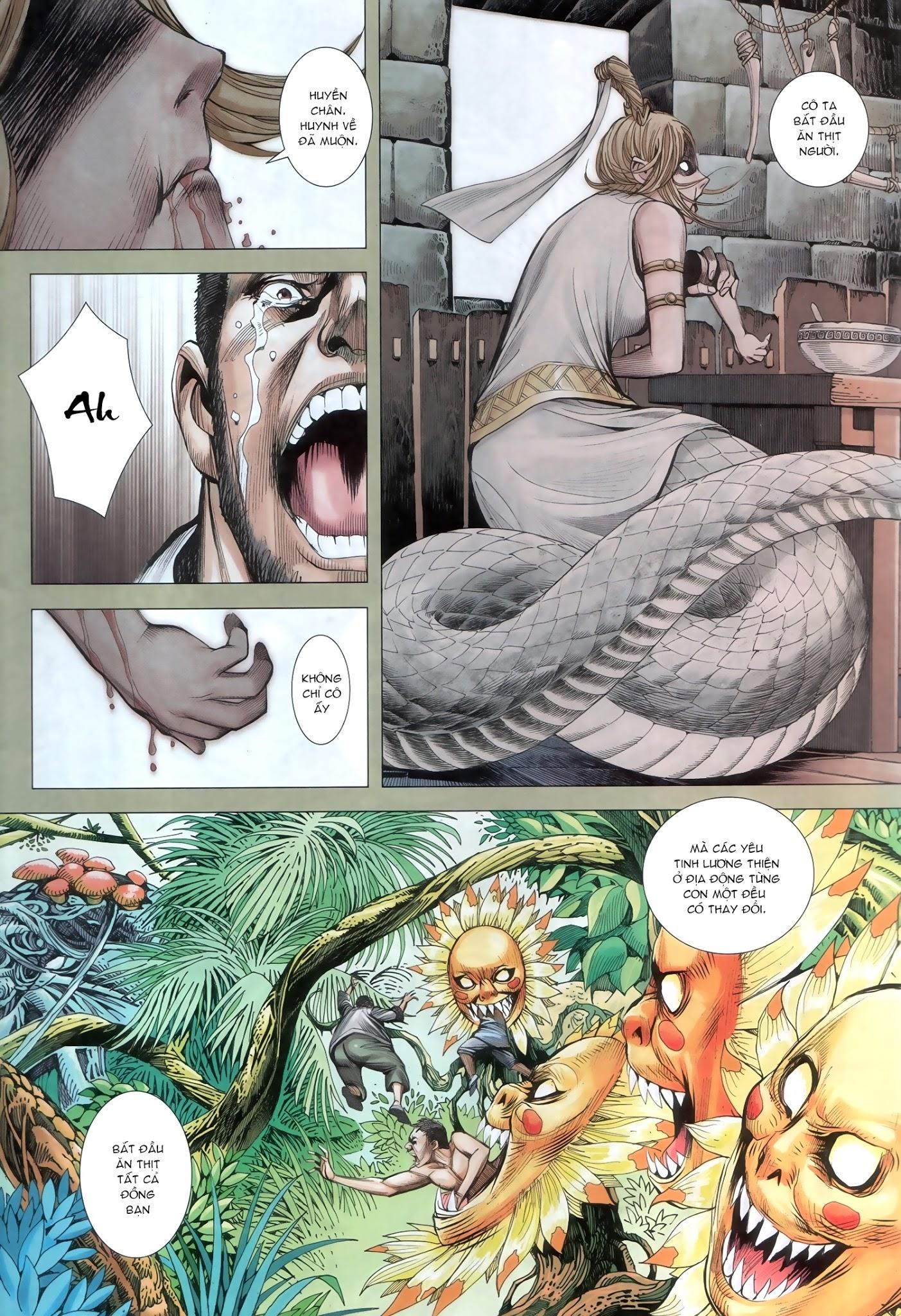 Tây Du Chap 125 - Trang 27