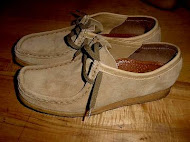 Clarks Wallabies