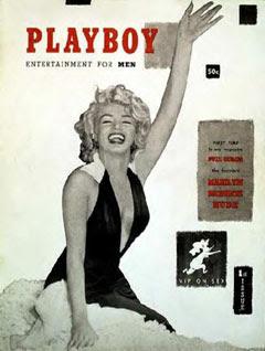 Fotos e vídeos Marilyn Monroe Playboy