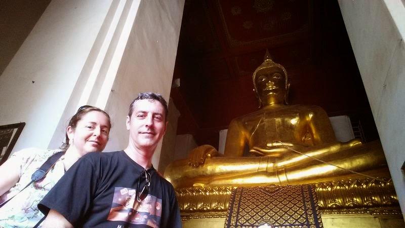 ruinas ayutthaya, Wihan Phra Mongkon Bophit
