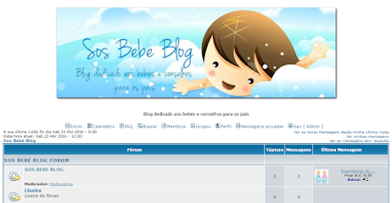 FORUM SOS BEBE BLOG
