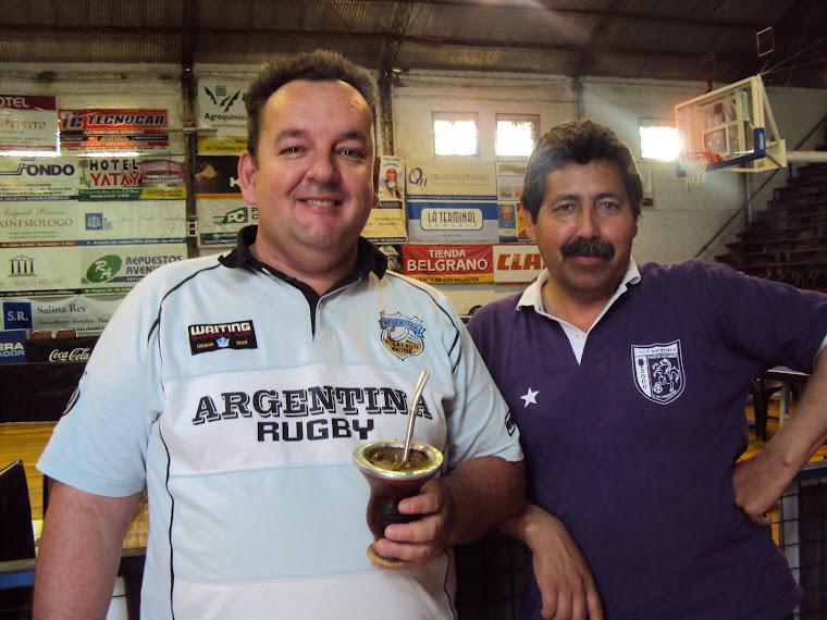 Guillermo Chiapa y Mingo Navarro