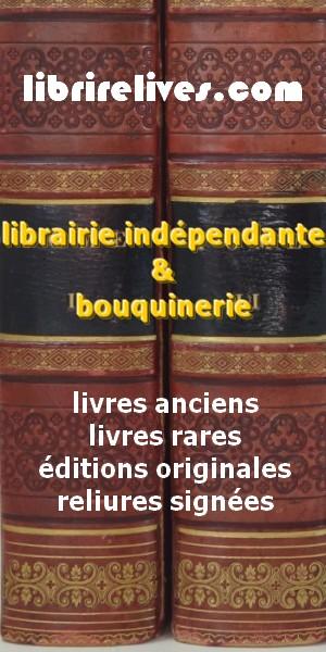 librairie & bouquinerie