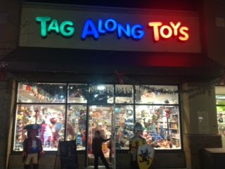 Tag Along Toys Store