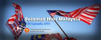 Selamat Hari Malaysia, Salam Hari Malaysia, 1 Malaysi, saya sanyang Malaysia