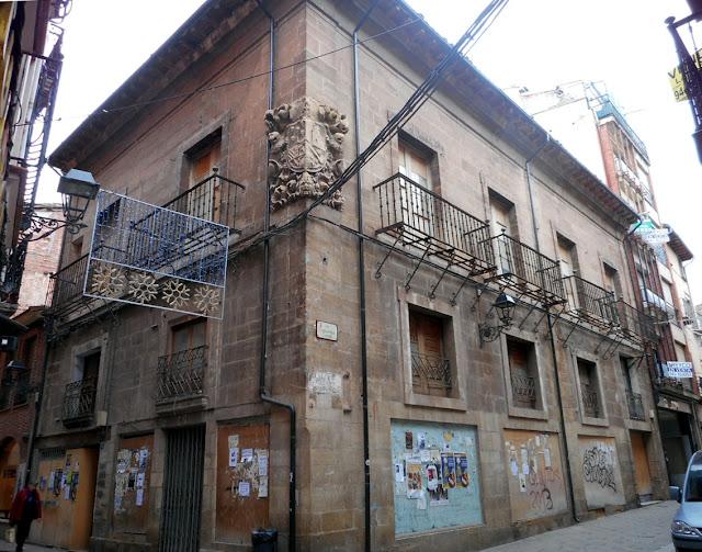 Casas solariegas en la rioja 357 najera i calle mayor 9 - Casas prefabricadas la rioja ...
