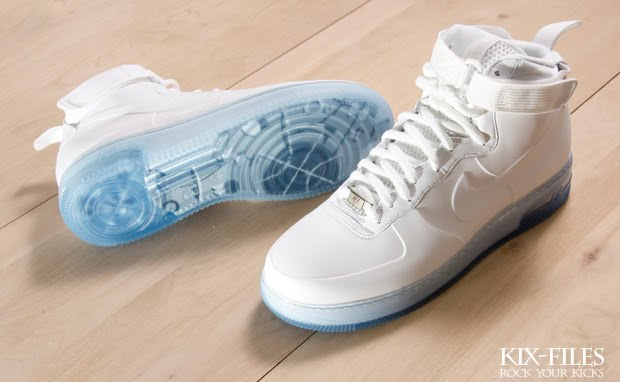 nike air force 1 high top '07 315121 115 all white
