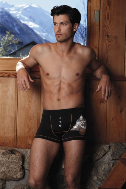 Hockey Men's Underwear Fall/Winter 2012-2013