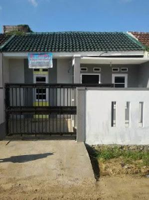 Rumah Dijual Perum Taman Alamanda Bekasi Type 40/72 Harga 250Juta