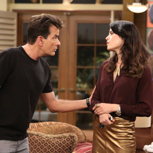 Selma Blair has been axed from 'Anger Management' after clashing with Charlie Sheen
