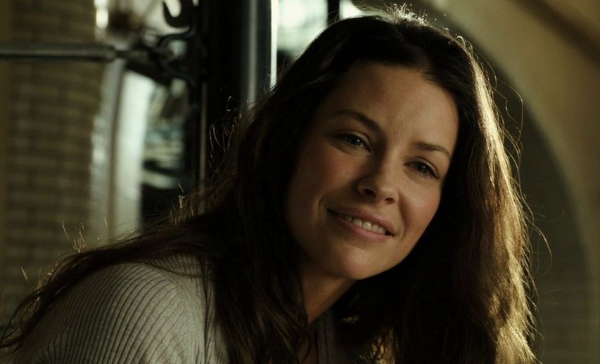 evangeline lilly with both - photo #49