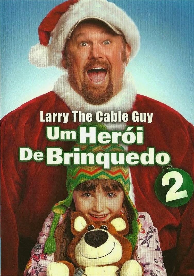 Um Herói de Brinquedo 2 – Dublado (2014)