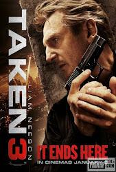 poster phim Cưỡng đoạt 3: Dứt điểm