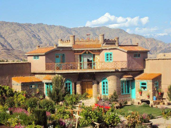 Afghanistan most beautiful houses in the world located in for The beautiful house in world