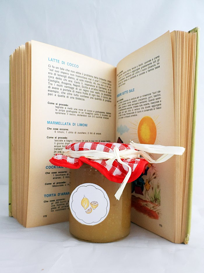 marmellata di limoni - manuale di nonna papera