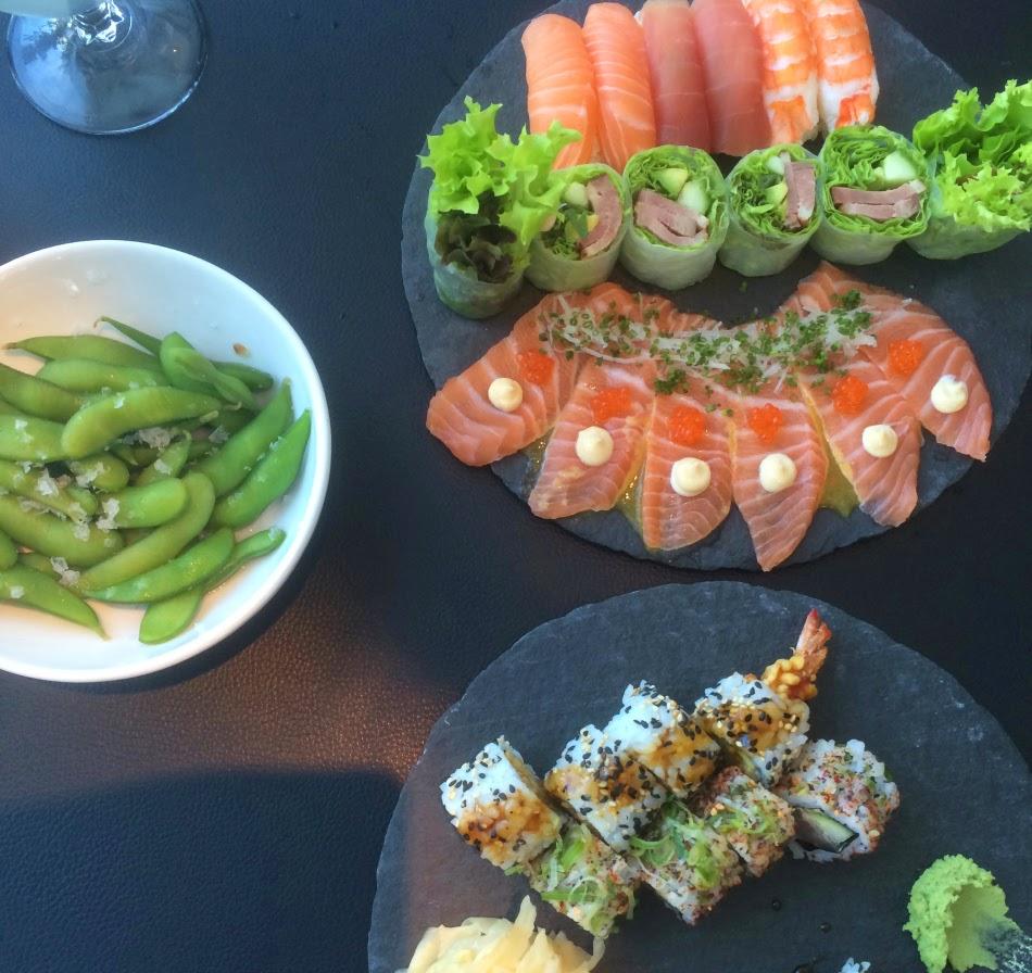 nytårsmenu sticks n sushi