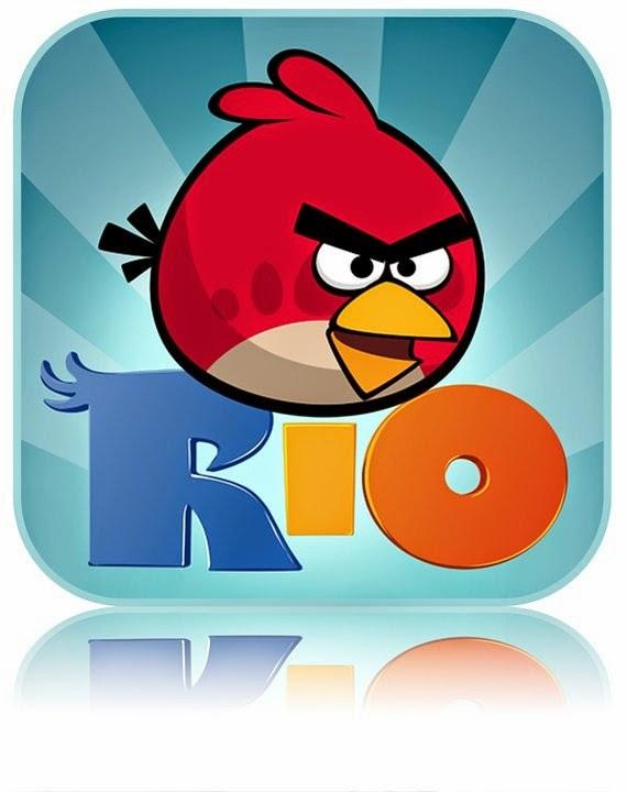 Angry Birds Rio Free 2.1