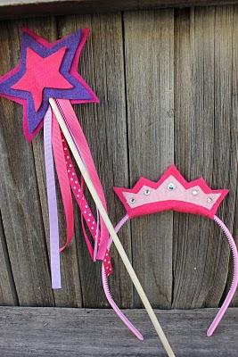 hacer un disfraz de princesa