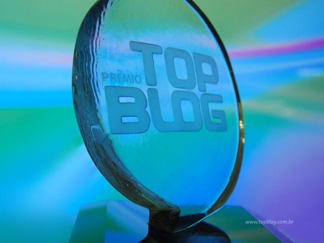 Melhor Blog / Prêmio Top Blog