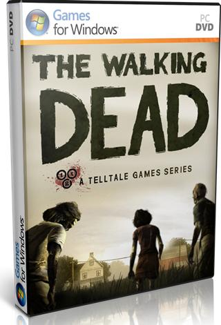 The Walking Dead PC. (Juego para PC.) 2012