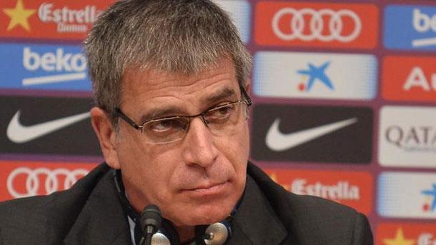 Mestre espera que el FC Barcelona gane en El Molinón