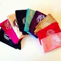 LaRoque Monogrammed Sashes
