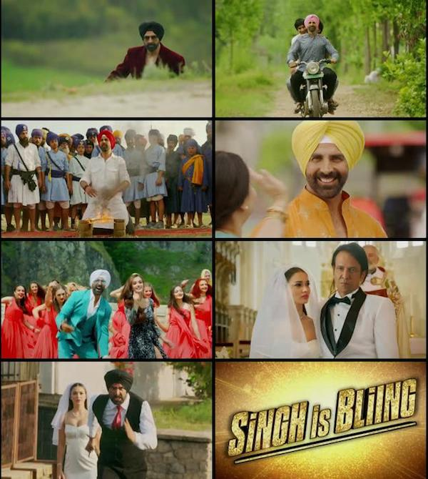 Singh Is Bliing 2015 Official Trailer 720p HD Download