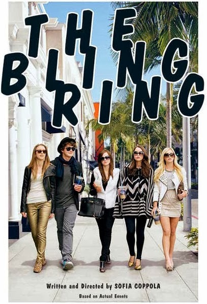 The Bling Ring (Ladrones de la Fama) (2013) Online