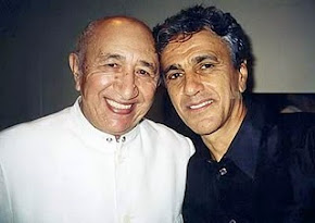 Simn Daz y Caetano Veloso