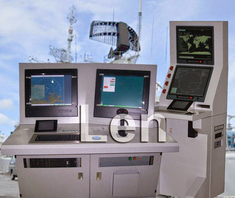 LEN Tandatangani Kontrak Kontrak Ekspor Perangkat Lunak Kapal Perang