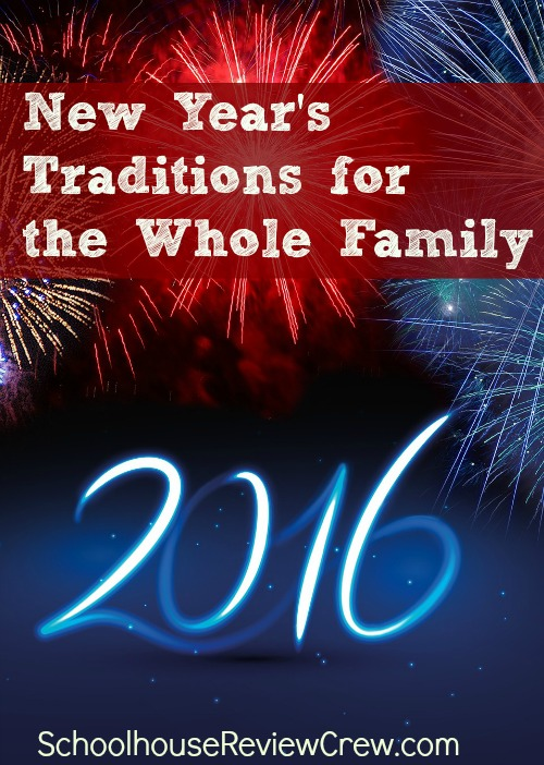 New Year's traditions for family
