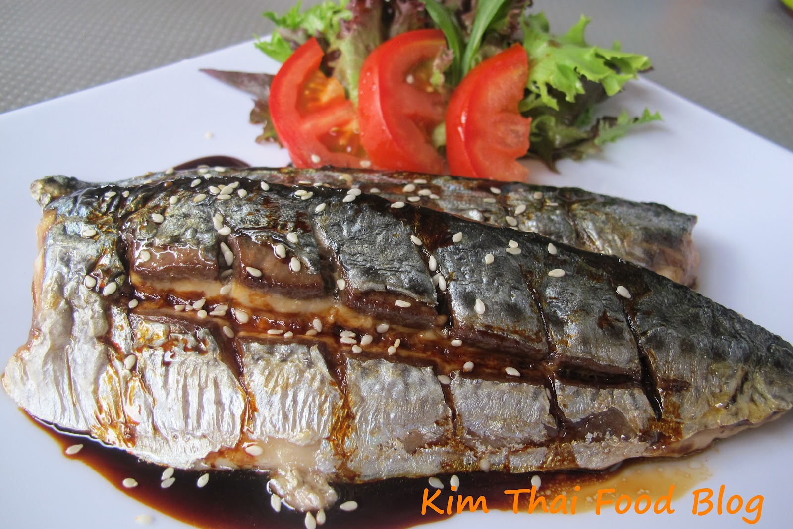 Kim thai food blog