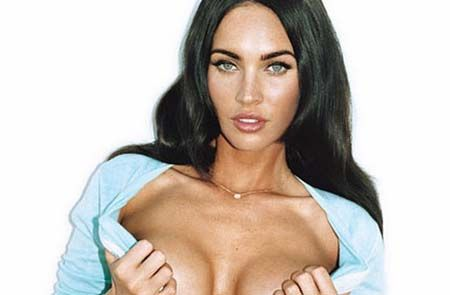 Celebrity Pictures  on Sensation Celebrity  Megan Fox Hot