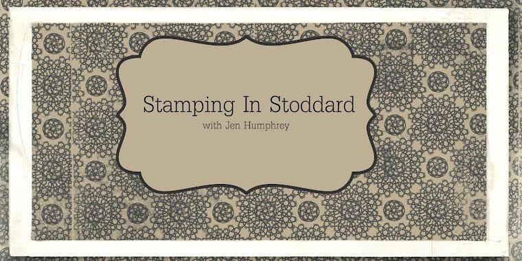 Stamping in Stoddard