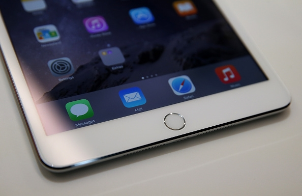 Apple iPad Mini 4 Touch ID Review