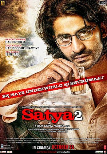 Satya 2 (2013) Movie Poster