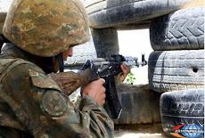 Ανταλλαγή πυρών Αρμενίας- Αζερμπαϊτζάν